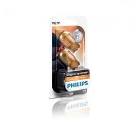Крушка, мигач Philips - 2 бр. WY21W