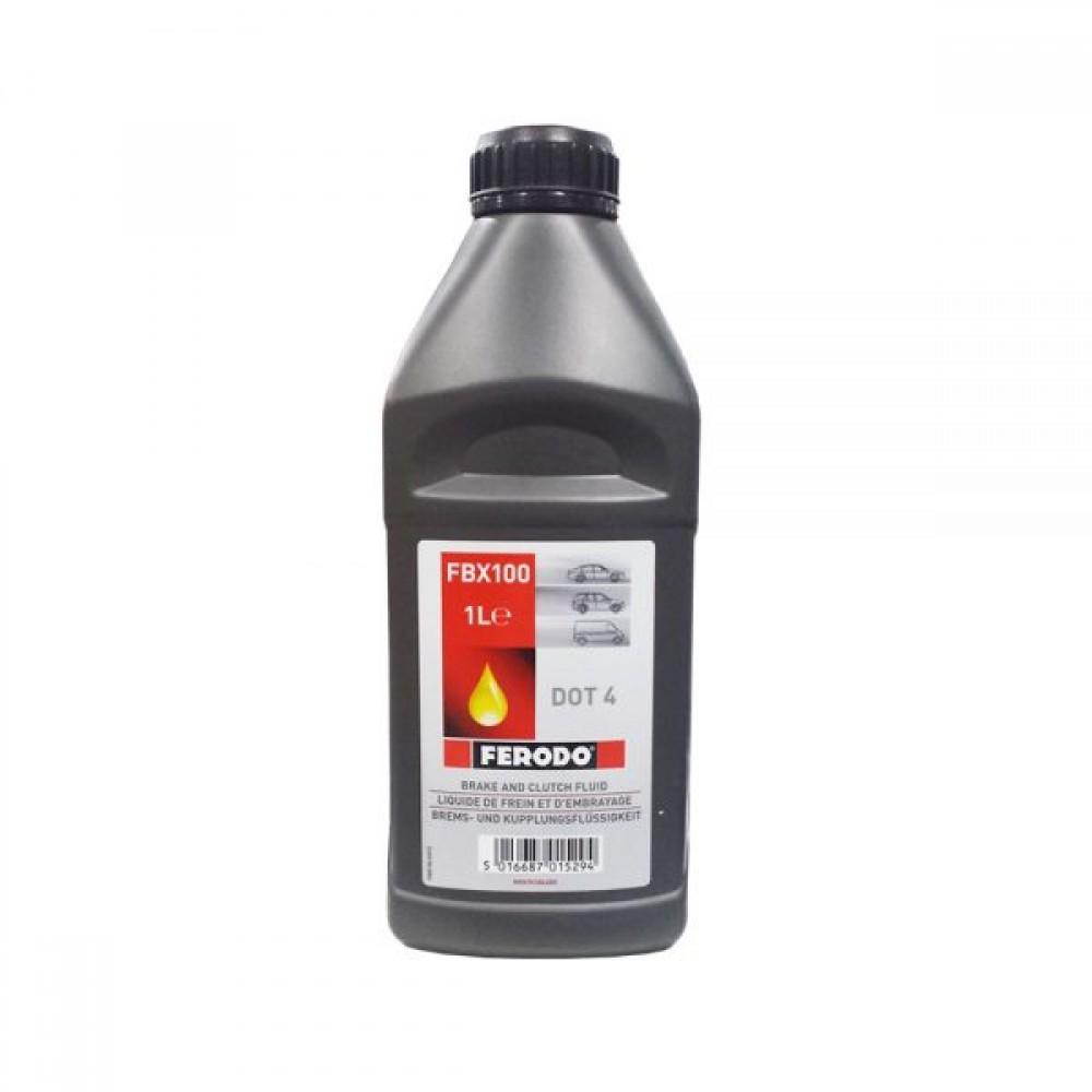 Спирачна течност FERODO DOT4, 1л